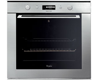 Whirlpool AKZM8790/IXL Built In Electric Single Oven - Stainless Steel Effect - A Rated