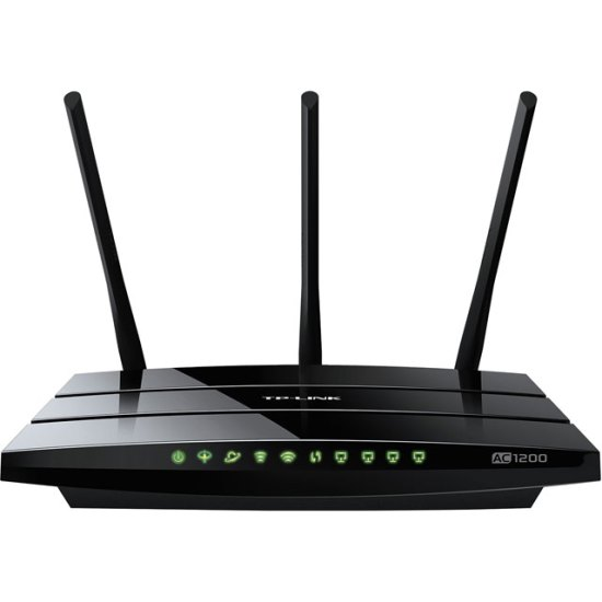 TP-Link Archer VR400 Dual Band AC1200 Gaming Wireless Router - For Phone Line Connection