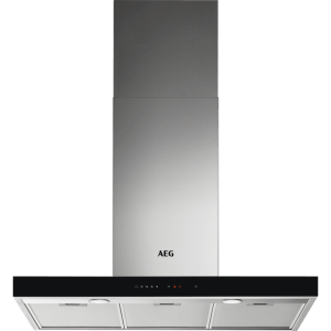 AEG DBE5961HG 90 cm Chimney Cooker Hood - Stainless Steel - A Rated