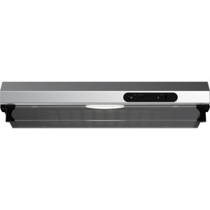 Beko HNS61110X 60 cm Visor Cooker Hood - Stainless Steel - D Rated