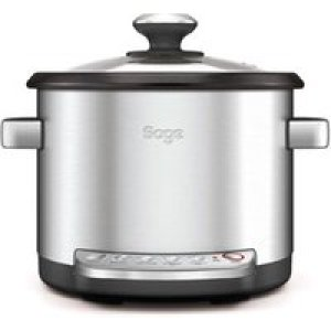 Sage The Risotto Plus BRC600UK 3.7 Litre Multi Cooker - Stainless Steel   AO SALE