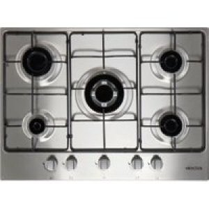 Electra BIGH5SS 70cm Gas Hob - Stainless Steel AO SALE