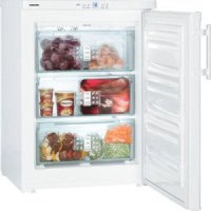 Liebherr GN1066 Frost Free Under Counter Freezer - White - A+ Rated AO SALE
