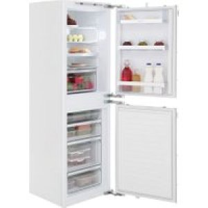 NEFF N70 KI7853D30G Integrated 50/50 Frost Free Fridge Freezer with Fixed Door Fixing Kit - White - A++ Rated   AO SALE