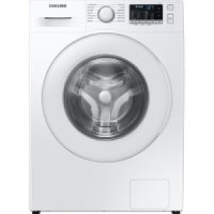 Samsung ecobubble™ WW70TA046TE 7Kg Washing Machine with 1400 rpm - White - A+++ Rated   AO SALE