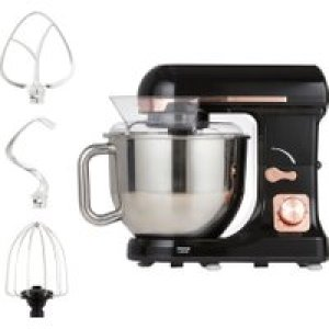 Tower T12033RG Stand Mixer with 5 Litre Bowl - Black / Rose Gold   AO SALE