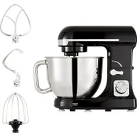 Tower T12033 Stand Mixer with 5 Litre Bowl - Black   AO SALE