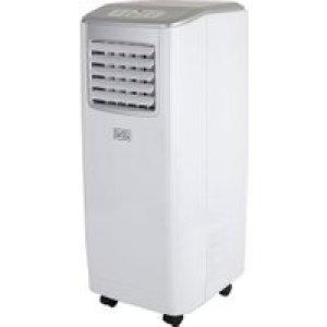 Black & Decker BXAC40006GB Air Conditioning Unit - White   AO SALE
