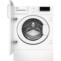 Beko WTIK72151 Integrated 7Kg Washing Machine with 1200 rpm - White - A+++ Rated AO SALE