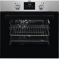 Zanussi ZZB35901XA Built In Electric Single Oven - Stainless Steel - A Rated   AO SALE
