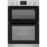 Zanussi ZOD35621XK Built In Electric Double Oven - Stainless Steel - A/A Rated   AO SALE