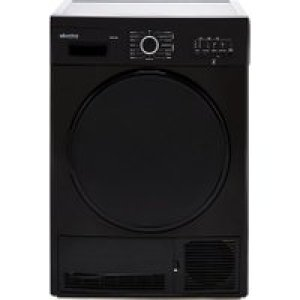 Electra TDC8112B 8Kg Condenser Tumble Dryer - Black - B Rated   AO SALE