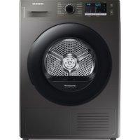 Samsung DV90TA040AX 9Kg Heat Pump Tumble Dryer - Graphite - A++ Rated   AO SALE