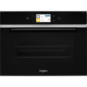 Whirlpool W Collection W11IMS180UK Built In Steam Oven - Black   AO SALE