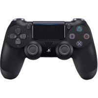 Sony PlayStation Wireless Gaming Controller - Black   AO SALE