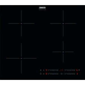 Zanussi ZIAN644K 59cm Induction Hob - Black   AO SALE