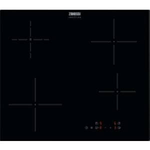 Zanussi ZITN646K 59cm Induction Hob - Black   AO SALE