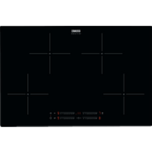 Zanussi ZIAN844K 78cm Induction Hob - Black   AO SALE