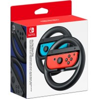 Nintendo Gaming Wheels - Black   AO SALE
