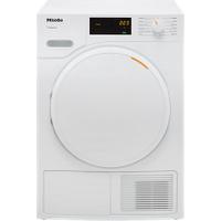 Miele T1 TSB143WP 7Kg Heat Pump Tumble Dryer - White - A++ Rated   AO SALE