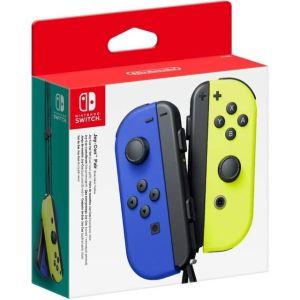 Nintendo Joy-Con Pair - Blue / Neon Yellow  AO SALE