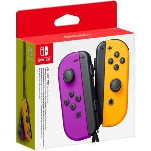 Nintendo Joy-Con Pair - Neon Purple / Neon Orange  AO SALE