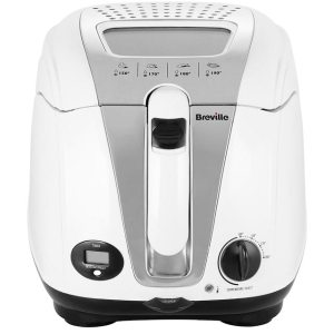 Breville Easy Clean Digital VDF108 Fryer - White  AO SALE