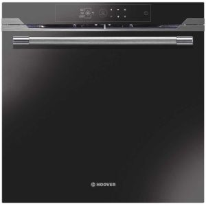 Hoover H-KEEPHEAT 700 PLUS HODP0007BI Wifi Connected Built In Electric Single Oven - Black - A Rated AO SALE