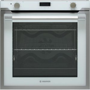 Hoover H-OVEN 500 HOAZ7150WI Built In Electric Single Oven - White - A Rated AO SALE