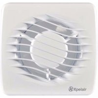 Xpelair LV100T 4 100mm SELV Low Voltage Extractor Fan With Timer