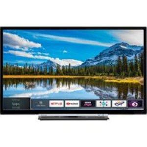 """Toshiba 32"""" 1080p Full HD LED Smart TV"""