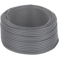 Labgear 13 Strand 2 Core Figure of 8 Grey Speaker Cable - 100 Meter
