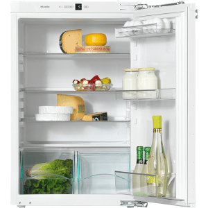 Miele K32222i Integrated Upright Fridge - Fixed Door Fixing Kit - White - A++ Rated  AO SALE