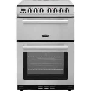 Rangemaster Professional Plus 60 PROP60ECSS/C 60cm Electric Cooker with Ceramic Hob - Stainless Steel / Chrome - A/B Rated AO SALE