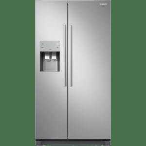 Samsung RS3000 RS50N3513SA American Fridge Freezer - Metal Graphite - A+ Rated  AO SALE
