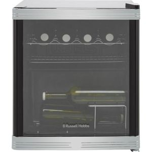Russell Hobbs RHGWC1B-C Wine Cooler - Black - A Rated  AO SALE