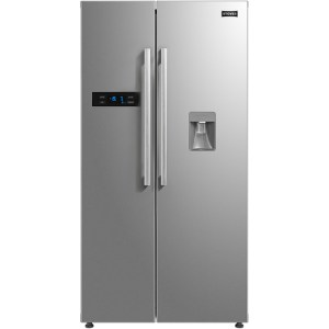 Stoves SXS909WTD American Fridge Freezer - Stainless Steel - A+ Rated  AO SALE