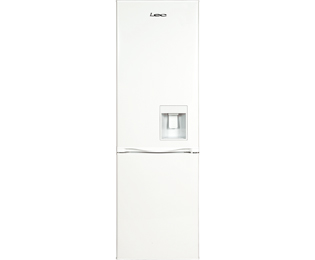 Lec TS55174WTDW 60/40 Fridge Freezer - White - A+ Rated AO SALE
