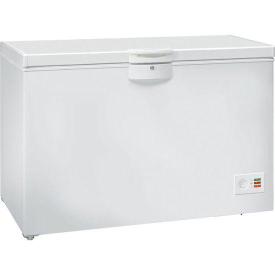 Smeg CO302E Chest Freezer - White - A++ Rated