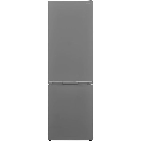 Sharp SJ-BB04DTXSF-EN 60/40 Fridge Freezer - Silver - A+ Rated