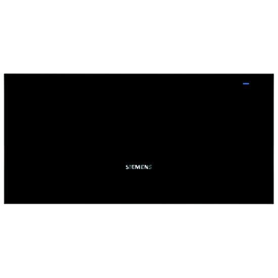 Siemens BI630DNS1B IQ-700 29cm Push Pull Warming Drawer - BLACK