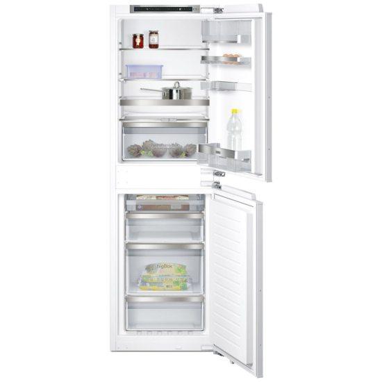 Siemens KI85NADE0G 177cm IQ-500 Integrated 50/50 Frost Free Fridge Freezer