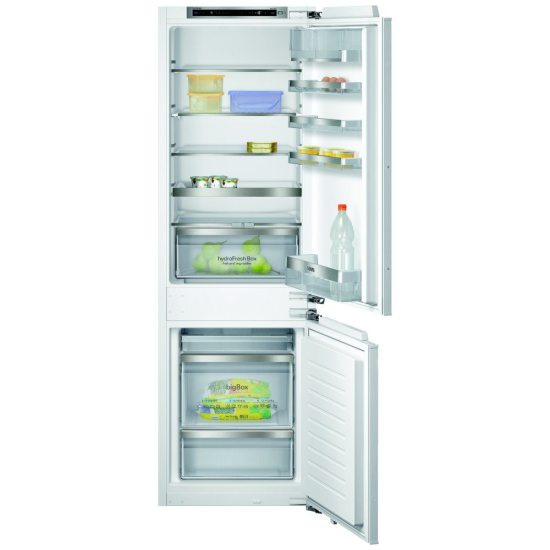 Siemens KI86SAFE0G-EX DISPLAY 177cm IQ-500 Integrated 70/30 Fridge Freezer