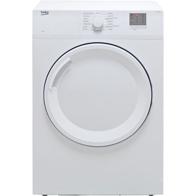 Beko DTGV7000W Vented Tumble Dryer Review