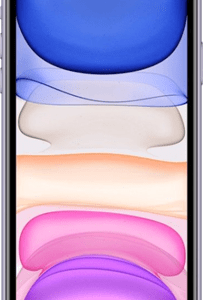Apple iPhone 11 64GB Purple at £0 on Pay Monthly 100GB (24 Month contract) with Unlimited mins & texts; 100GB of 4G data. £44 a month (Consumer Existing Customer Price).