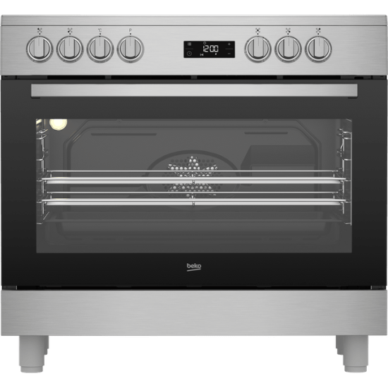 """Beko GF17300GXNS 90cm Electric Range Cooker with Ceramic Hob - Stainless Steel - A Rated AO.com <p style=""""text-align: center;"""">Beko GF17300GXNS Free Standing Range Cooker in Stainless Steel. Shop Amazing Deals at <a href=""""http://Appliance-Deals.com"""">Appliance-Deals.com</a> <a href=""""https://www.awin1.com/pclick.php?p=28722422975&a=792795&m=19526""""><img class=""""aligncenter wp-image-9780000159235"""" src=""""https://appliance-deals.com/wp-content/uploads/2021/02/ao-new.jpg"""" alt=""""appliance deals. Beko GF17300"""" width=""""94"""" height=""""94"""" /></a></p>"""