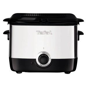 Tefal TE2200 Mini 0.6kg Deep Fat Fryer - Stainless Steel