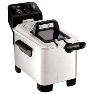 Tefal TE3340 Easy Pro 3L Fryer - Stainless Steel
