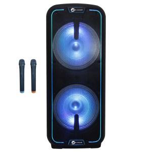 N-Gear The Flash 3010 Portable Trolley Bluetooth Speaker