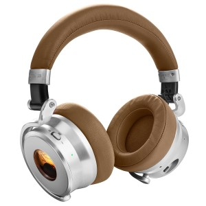Meters Connect Over Ear Bluetooth Active Noise Cancelling Headphones - Tan